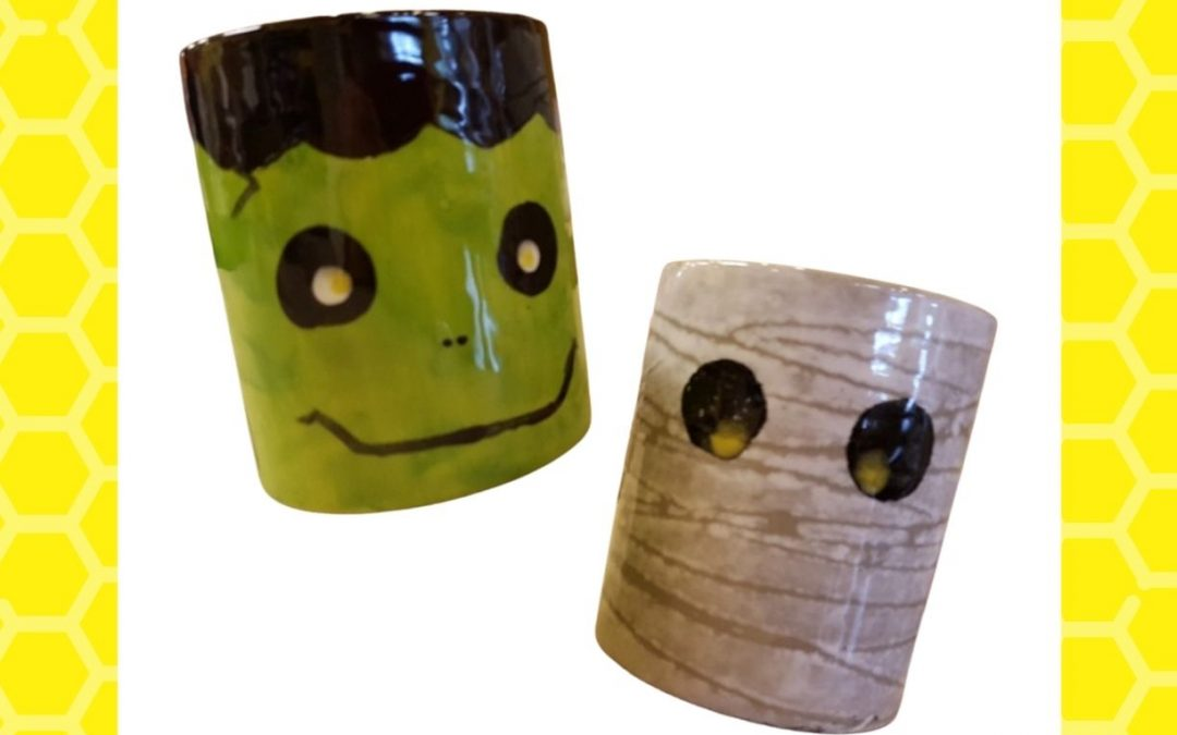 Monster Mug! Kids Only Paint Class